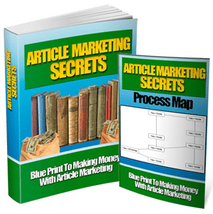Article marketing secrets