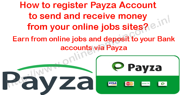 Online jobs send and receive money payza reviews
