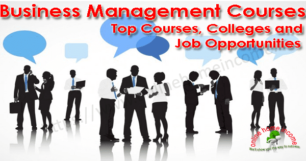 business-management-courses-in-India Online Form Filling Jobs From Home In India on