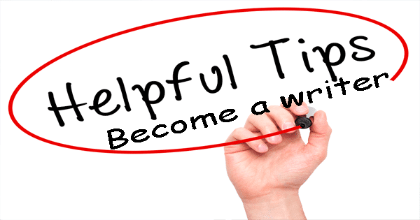 Tips to become a great writer