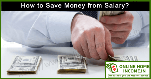 Save Money from Salary