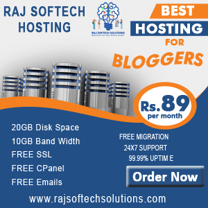 Shared Web Hosting for Bloggers