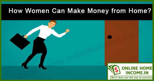 Women can Make Money