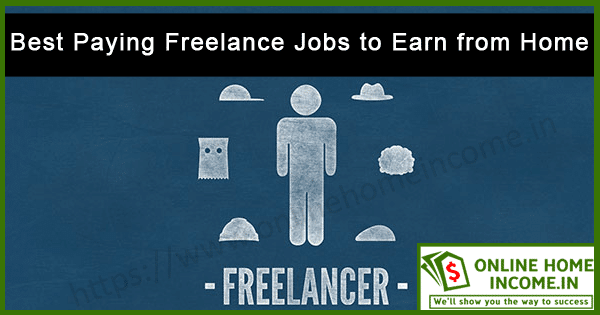 Paying Freelancing Jobs to Earn